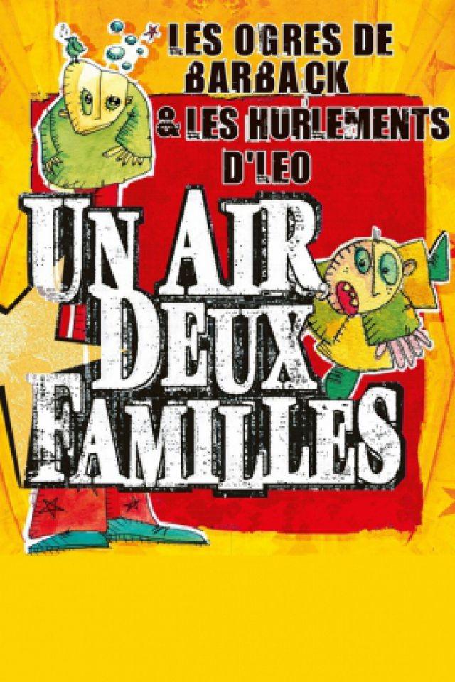 Enfermés Dehors, Encore.... Pitt Poule + Un Air Deux Familles... @ Plan d'eau de La Naute - CHAMPAGNAT