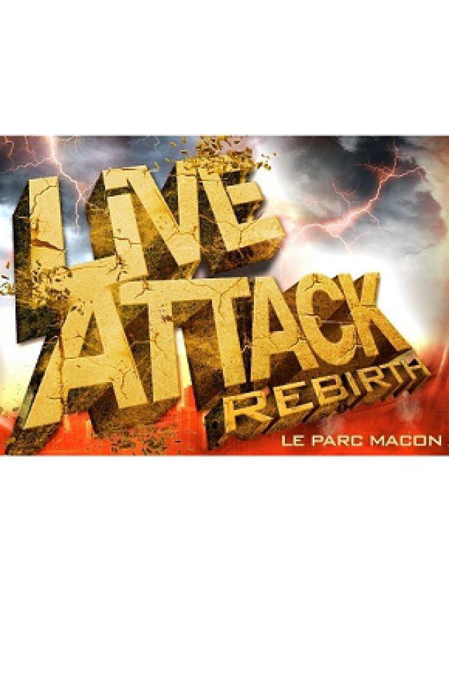 Soirée Live Attack Rebirth