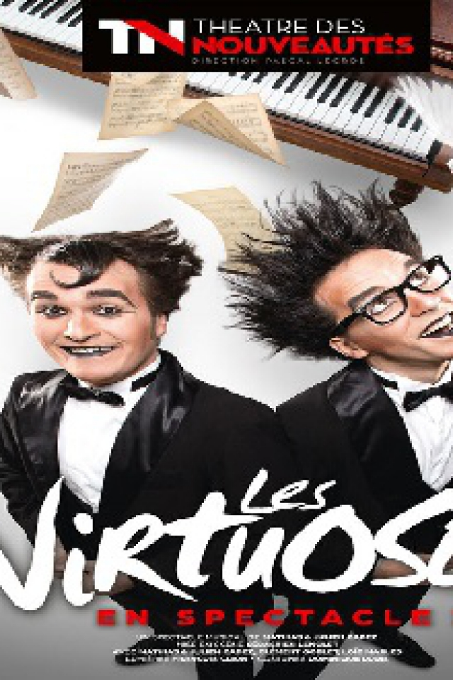 LES VIRTUOSES @ Théâtre Jean-Alary - CARCASSONNE