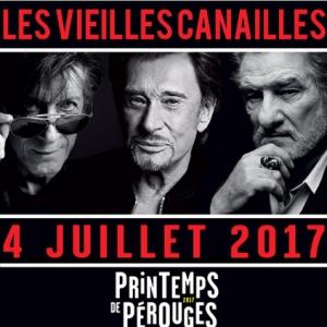 Festival LES VIEILLES CANAILLES