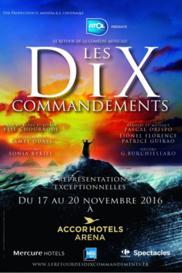 LE RETOUR DES DIX COMMANDEMENTS @ Le Dôme - Marseille