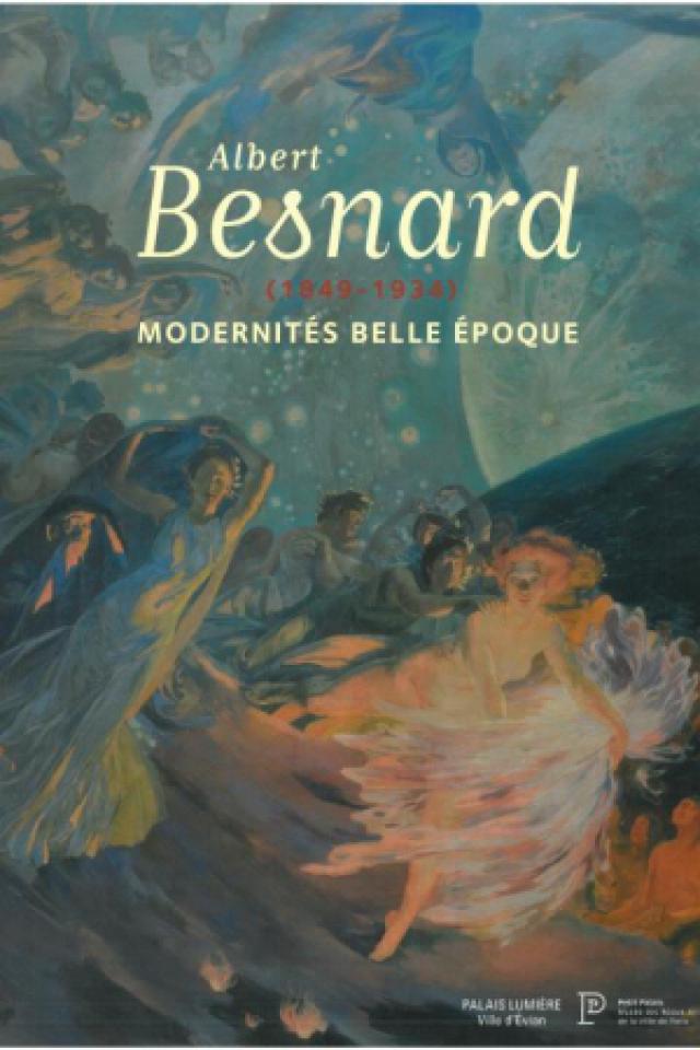 Albert Besnard Modernités Belle-époque @ Petit Palais - PARIS