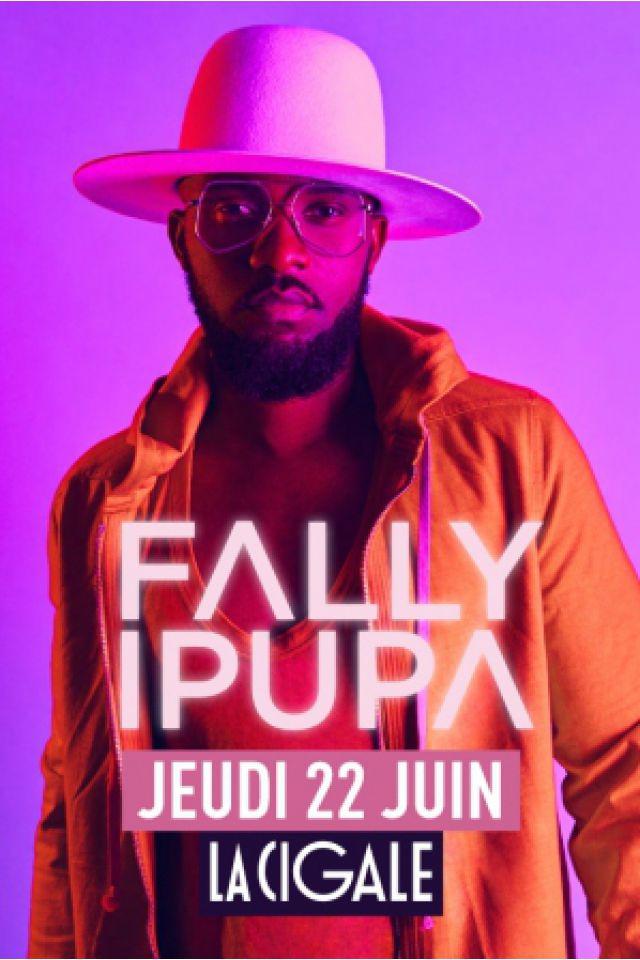 FALLY IPUPA @ La Cigale - Paris