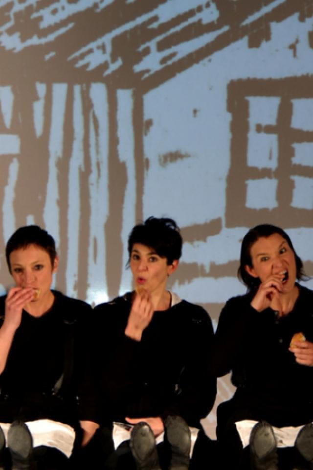 VAGABONDAGES @ THEATRE DE L'ARCHIPEL - CARRE 12/13 - PERPIGNAN