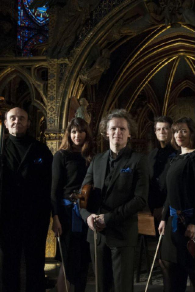 VIVALDI/Les Quatre saisons-ALBINONI/adagio-PACHELBEL/Canon @ La Sainte Chapelle - PARIS