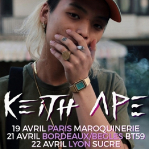Concert KEITH APE + GUESTS