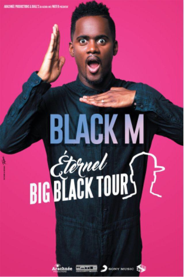 BLACK M @ Le Kursaal - DUNKERQUE