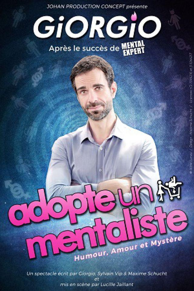 ADOPTE UN MENTALISTE @ APOLLO THEATRE - PARIS
