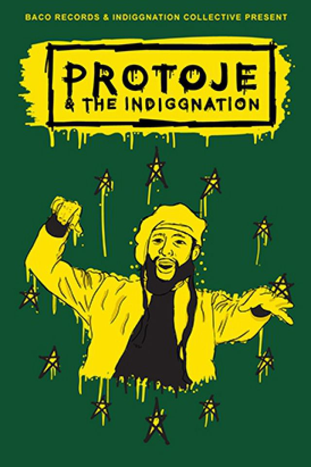 PROTOJE & THE INDIGGNATION + The Sunvizors @ La Nouvelle Vague - Saint Malo