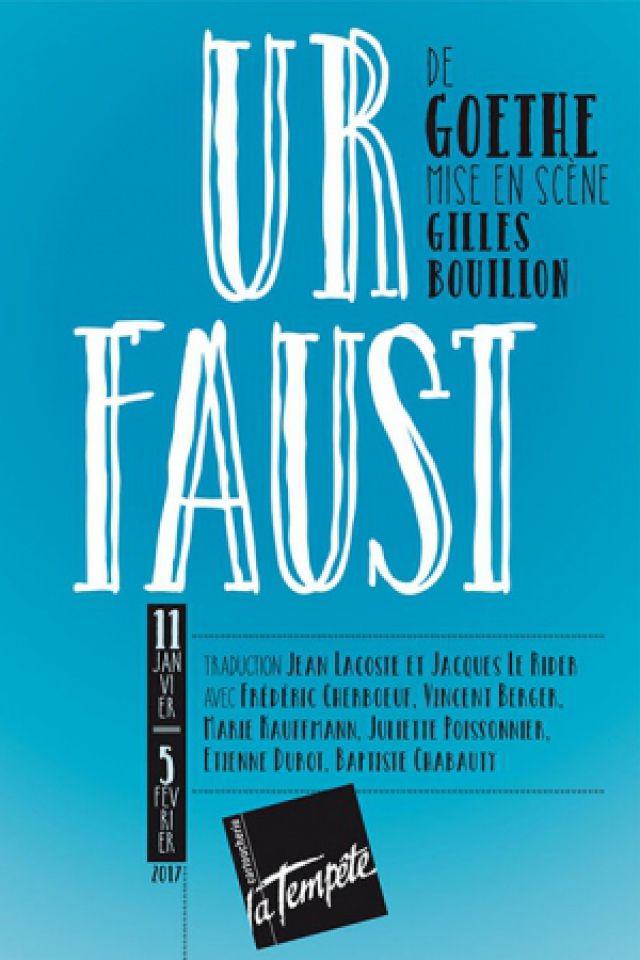 Urfaust  @ Théâtre de la Tempête - PARIS