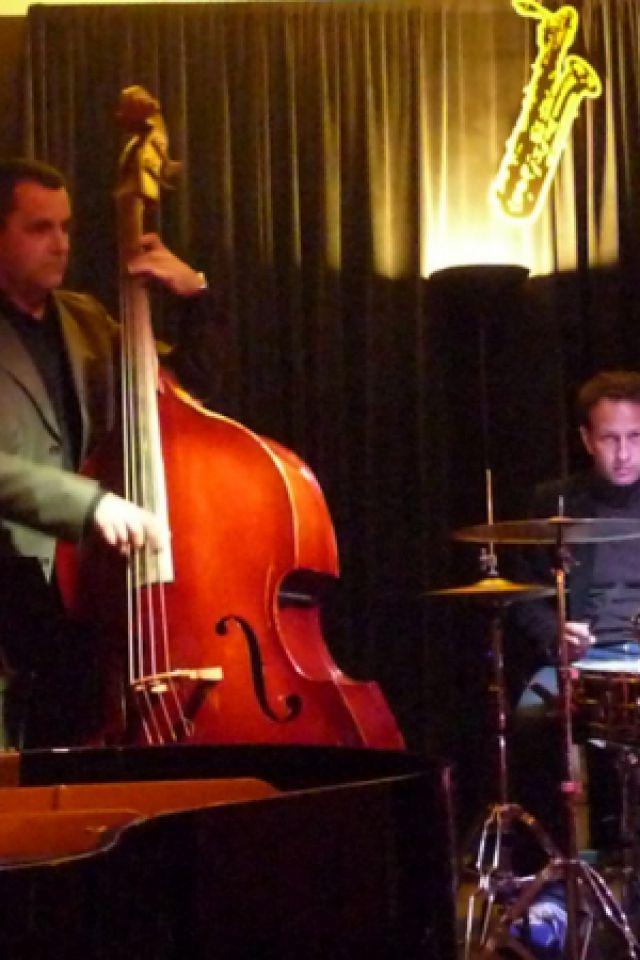 THOMAS BERCY trio @ Château Latour Martillac - MARTILLAC