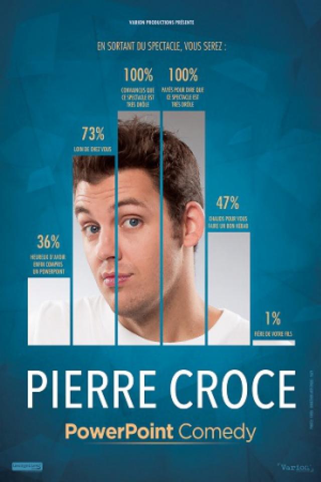 PIERRE CROCE @ Théâtre Sébastopol - LILLE