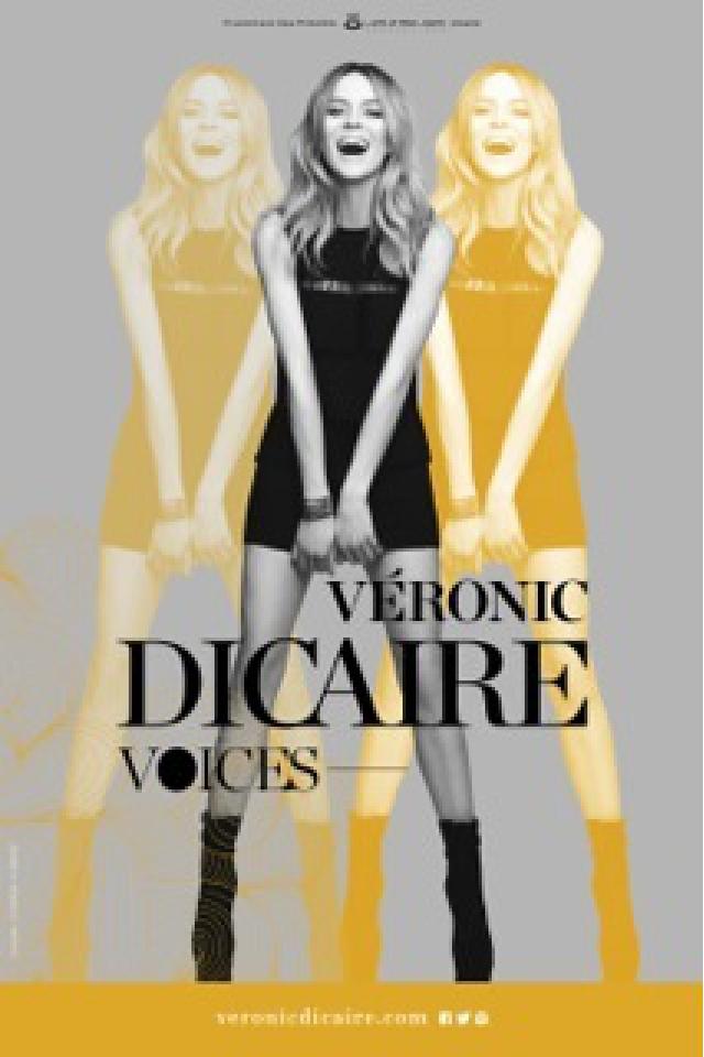 VERONIC DICAIRE « Voices » @ LE TIGRE - MARGNY LÈS COMPIÈGNE
