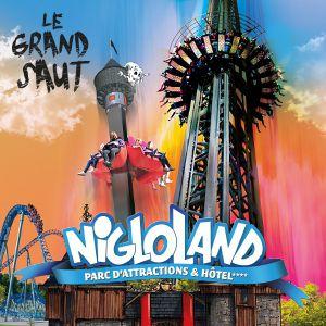 NIGLOLAND PARC D'ATTRACTIONS @ Nigloland, Parc d'Attractions et Hôtel**** - DOLANCOURT