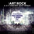 FORFAIT 3 JOURS FESTIVAL ART ROCK 2017 - OFFRE DE NOEL