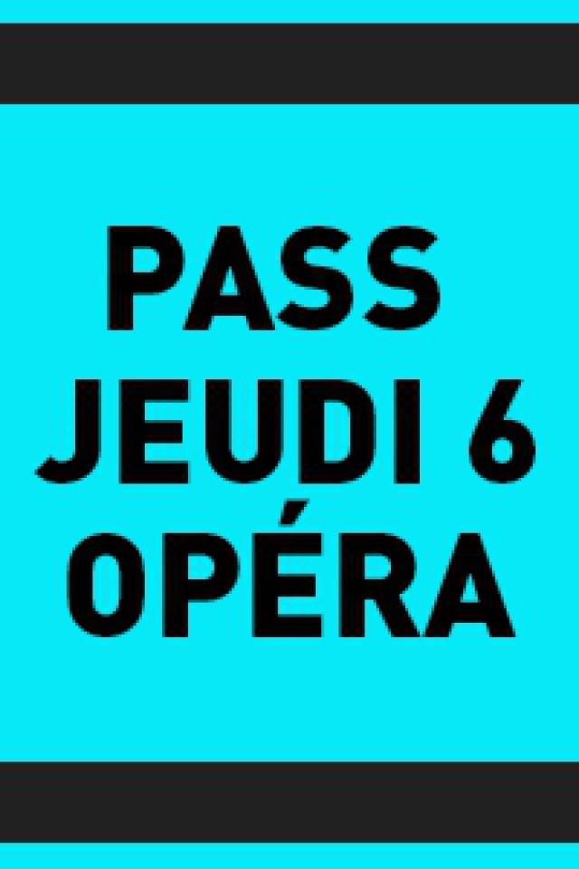 MIDI TOULON FESTIVAL - PASS OPERA @ OPÉRA DE TOULON - TOULON