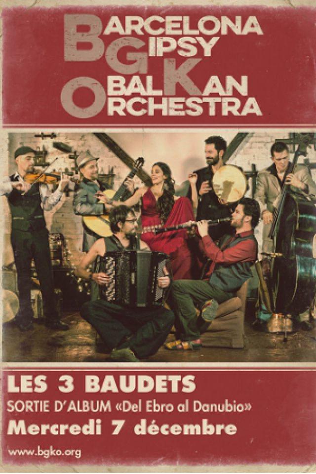 BGKO - Release Party @ Les Trois Baudets - Paris