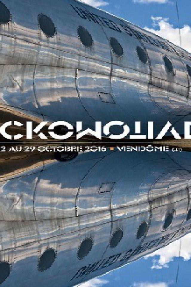 FESTIVAL ROCKOMOTIVES - Filiamotsa & G.W.Sok + Michel Cloup duo @ Chapelle St-Jacques - Vendôme