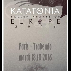 Concert KATATONIA