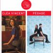 PEGASE + CLEA VINCENT : FLECHE ROUGE PRESSION LIVE