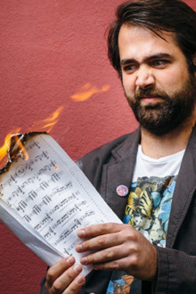 FESTIVAL JAZZ A L'ETAGE - Anil Erasalan @ Liberté // L'Etage - RENNES