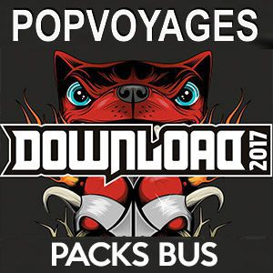 DOWNLOAD FESTIVAL 2017 DEPART LILLE @ BUS POPVOYAGES DEPART LILLE - LILLE