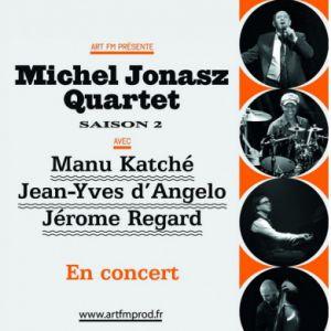 Concert MICHEL JONASZ Quartet / SAISON 2