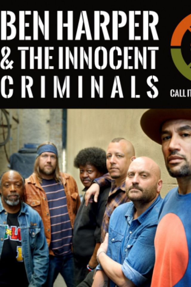 BEN HARPER & THE INNOCENT CRIMINALS @ Zenith de Strasbourg - Europe - Eckbolsheim-Strasbourg