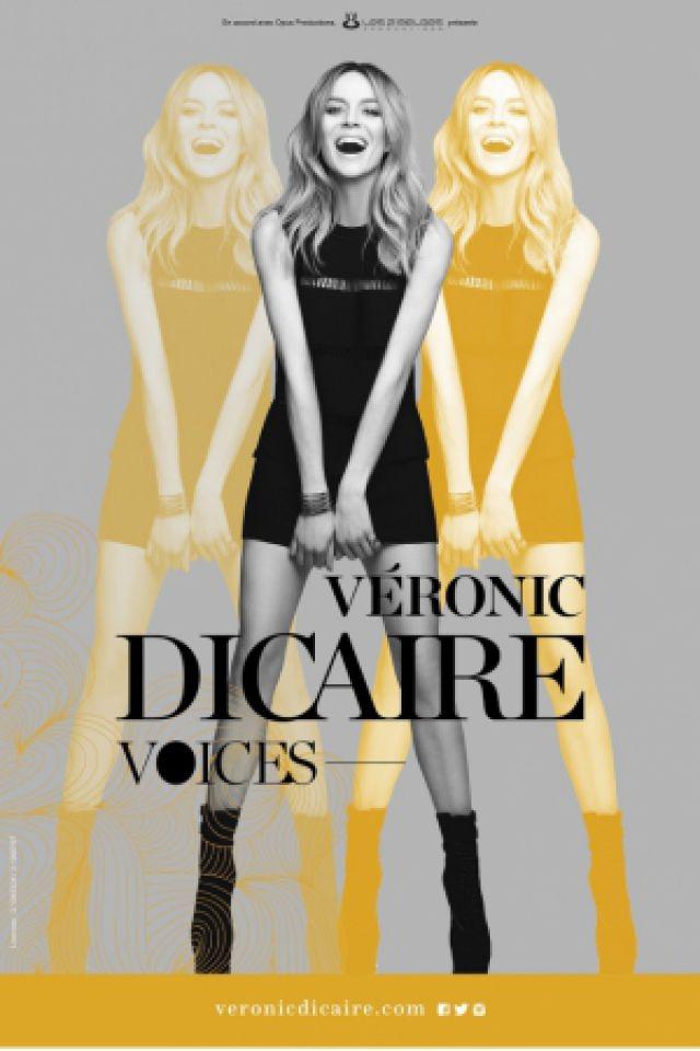 VERONIC DICAIRE @ Zénith de Caen - CAEN