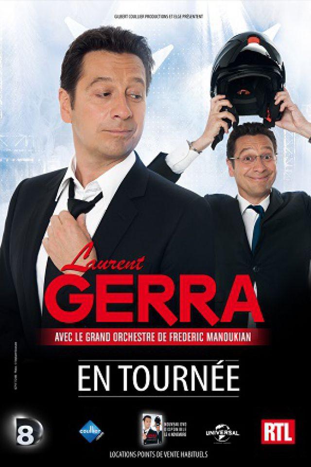 Billets Laurent GERRA - Zénith de Dijon