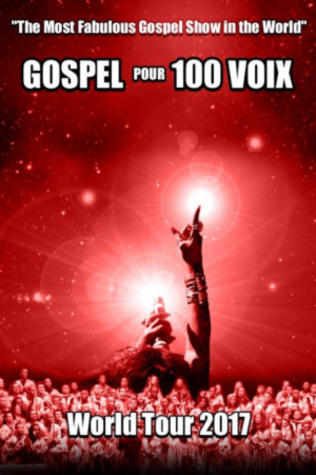 Gospel pour 100 Voix @ Zénith de Caen - CAEN