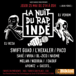Concert La nuit du rap indé à RAMONVILLE @ LE BIKINI - Billets & Places