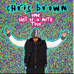 Concert CHRIS BROWN