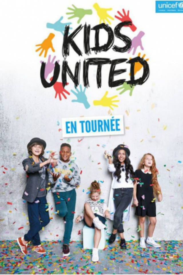 KIDS UNITED @ Zénith de Rouen - Le Grand Quevilly
