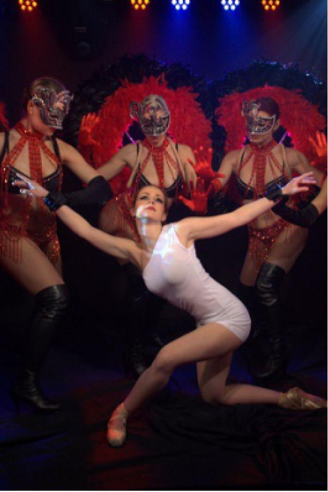 Soirée Cabaret avec Lolipop @ Le Rouge Gorge - AVIGNON