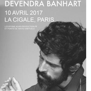 Concert DEVENDRA BANHART