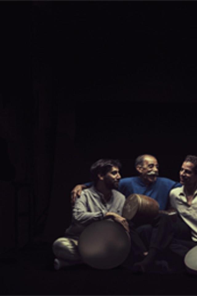 Trio Chemirani @ Salle Nougaro - Toulouse