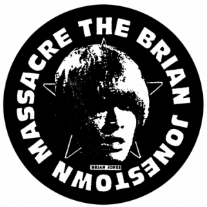 Concert BRIAN JONESTOWN MASSACRE