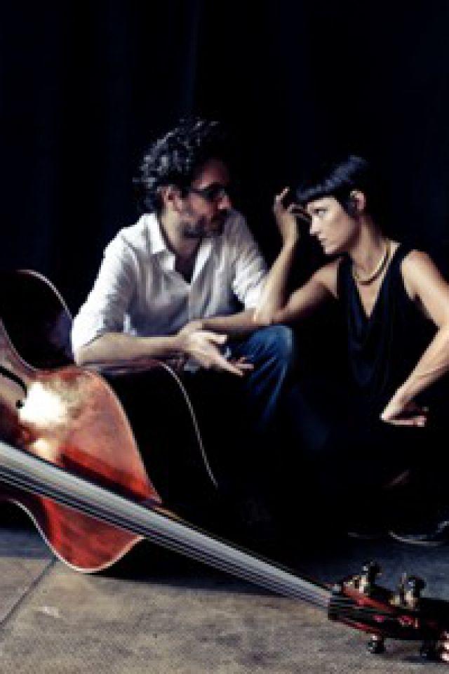 Concert MUSICA NUDA Petra  MAGONI  & Ferruccio SPINETTI à Paris @ Café de la Danse - Billets & Places