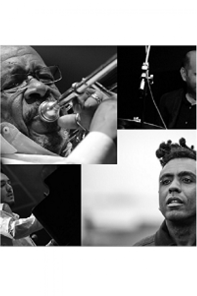 FRED WESLEY GENERATIONS + special guest OMAR @ New Morning - Paris