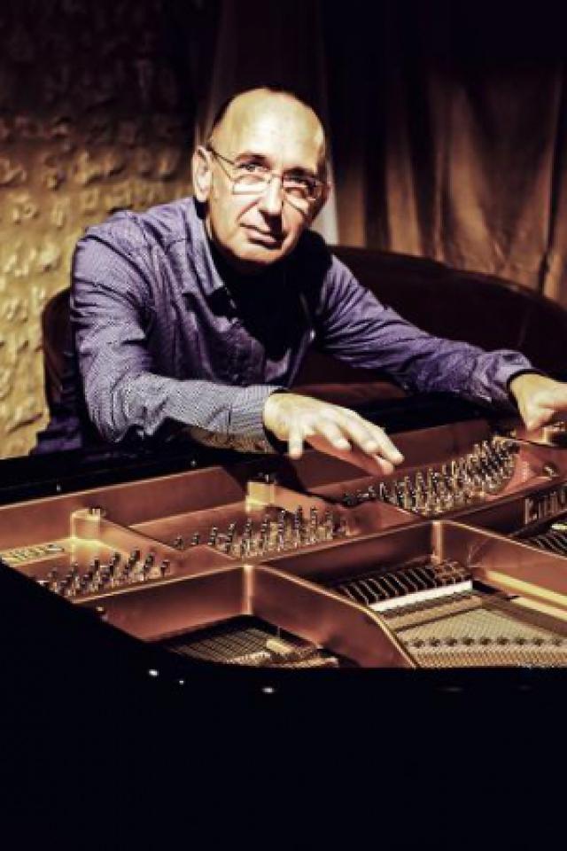 Didier Fréboeuf - Piano Sounds @ Théâtre des 7 collines - TULLE