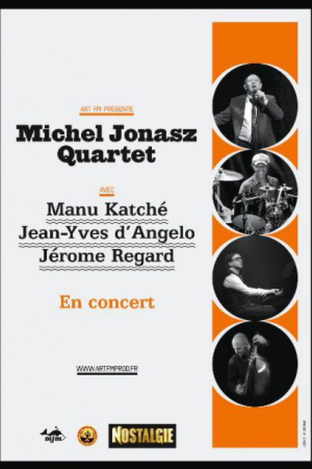 MICHEL JONASZ @ Espace André Malraux - JOUÉ LÈS TOURS