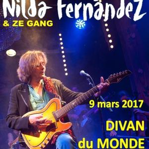 Concert NILDA FERNANDEZ & Ze Gang