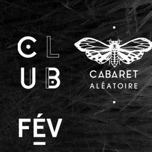 DAVID CARRETTA + ARNAUD REBOTINI @ Cabaret Aléatoire - Marseille