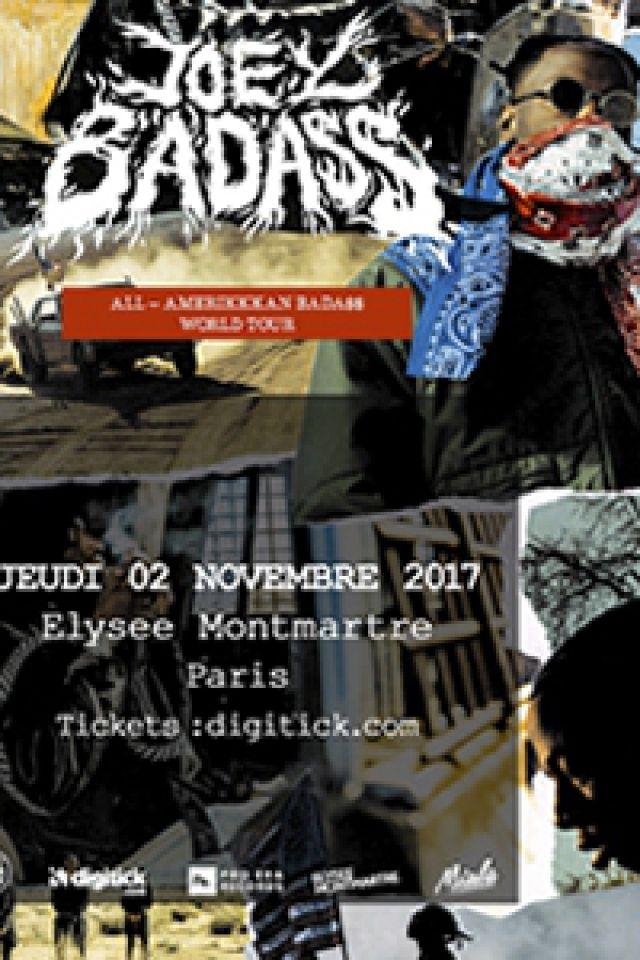 Concert JOEY BADASS à PARIS @ ELYSEE MONTMARTRE - Billets & Places