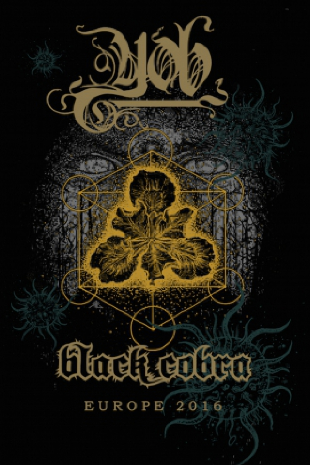 YOB + BLACK COBRA + SUNNATA @ Glazart - PARIS 19
