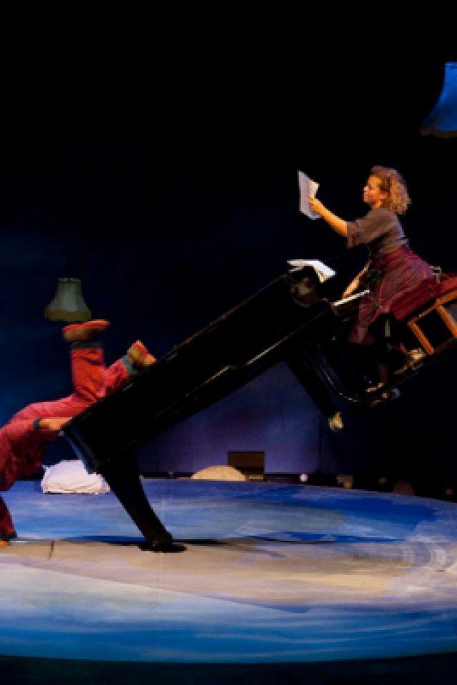 LE CARROUSEL DES MOUTONS @ Théâtre Charles Dullin - LE GRAND QUEVILLY