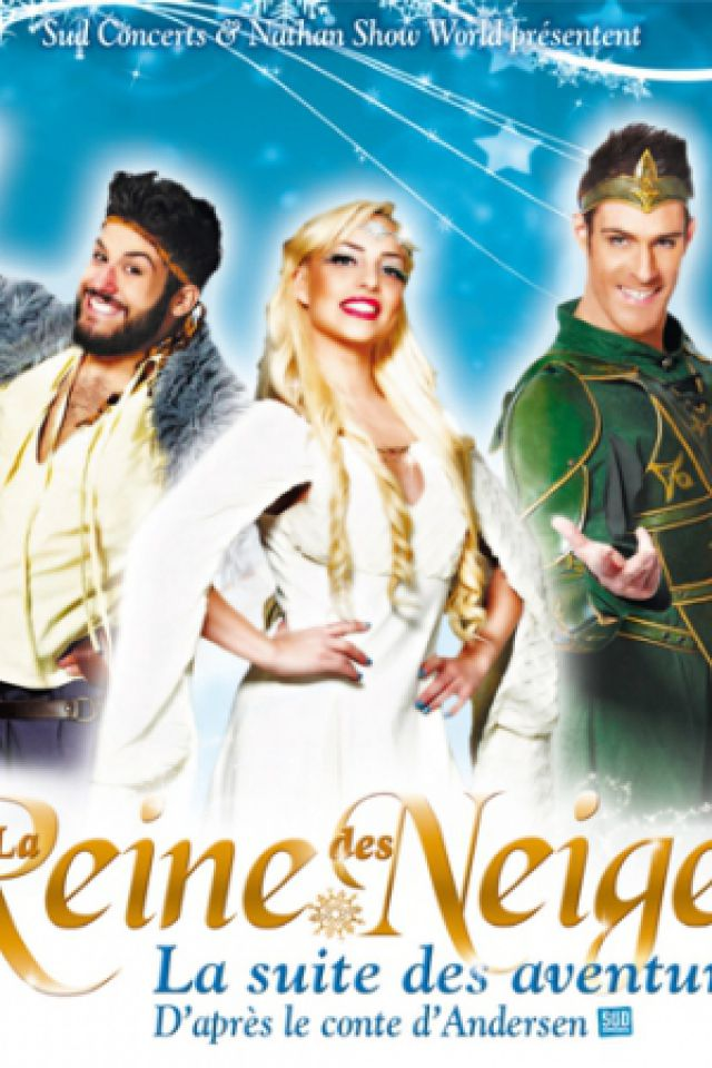 LA REINE DES NEIGES @ SCENEO - LONGUENESSE