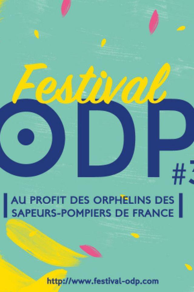 Billets FESTIVAL ODP 2017 : PASS 2 JOURS : SAMEDI + DIMANCHE - Parc Peixotto