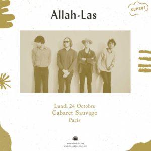 Concert Allah-Las